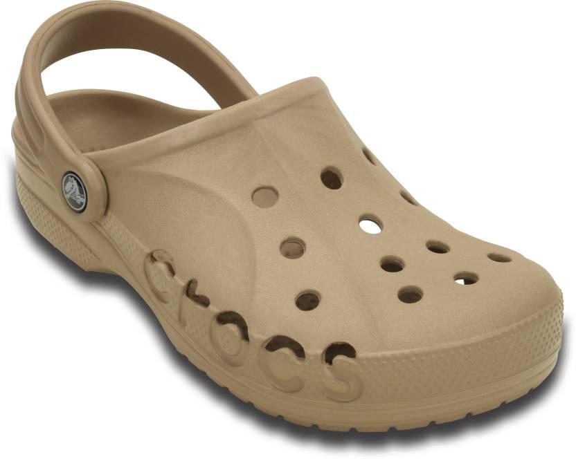 631fdfb1a773 Crocs Women Beige Sandals - Buy 10126-2N9 Color Crocs Women Beige Sandals  Online at Best Price - Shop Online for Footwears in India