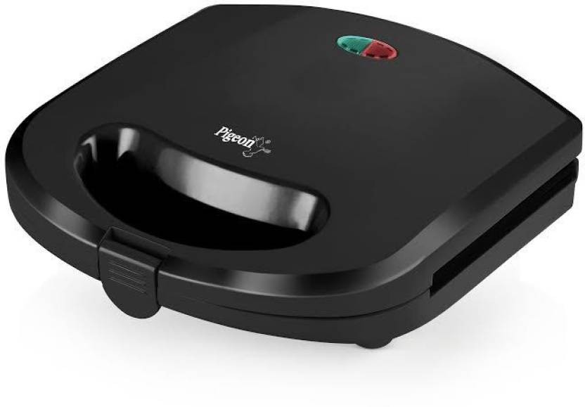 Pigeon Sandwich Makers Just Rs.699 By Flipkart | Pigeon 12412 Grill  (Black) @ Rs.699