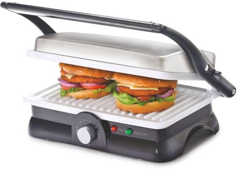 Cello Super Club 500 - 1500 Watt Grill Maker Grill, Toast