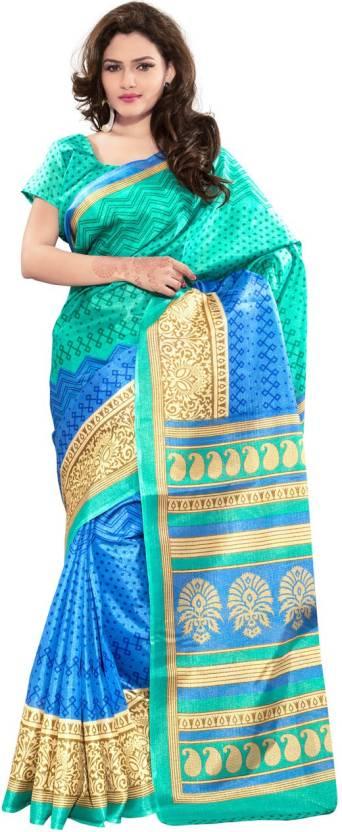 Ambaji Striped Daily Wear Silk Saree