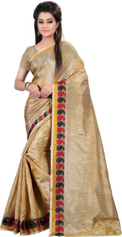Glory Sarees Self Design Banarasi Handloom Banarasi Silk Saree