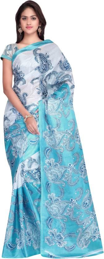 Indrani Paisley Bollywood Art Silk Saree