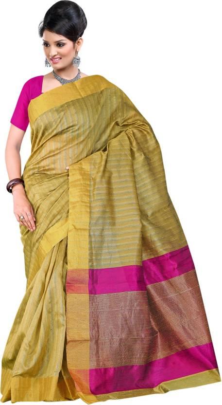 ff23b039ae Buy Tagbury Printed Fashion Cotton Pink Sarees Online @ Best Price ...