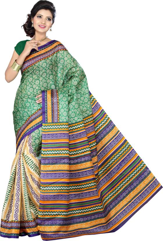 Ishin Self Design Fashion Art Silk Saree