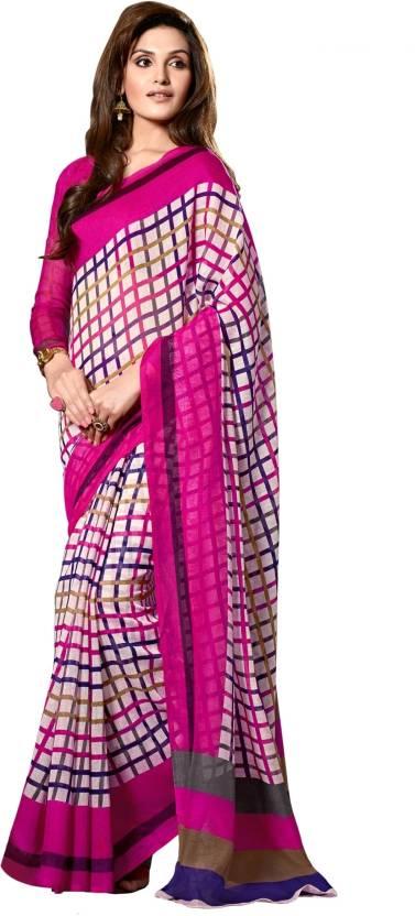 Roop Kashish Printed Fashion Art Silk Sari