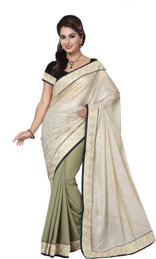 Ishin Embellished Fashion Modal Saree