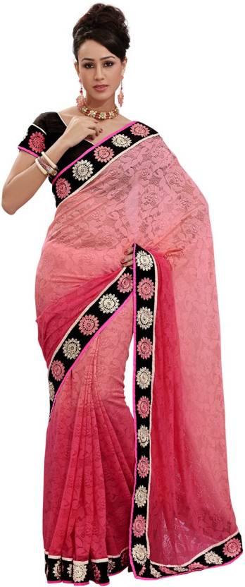 Ambaji Self Design Fashion Jacquard Saree