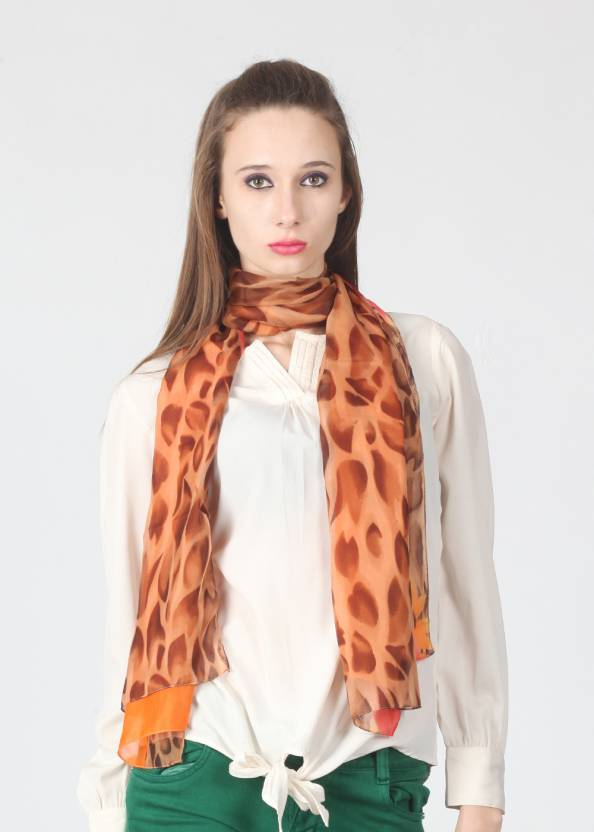 Style Quotient By Noi Printed Polyester Blend Women's