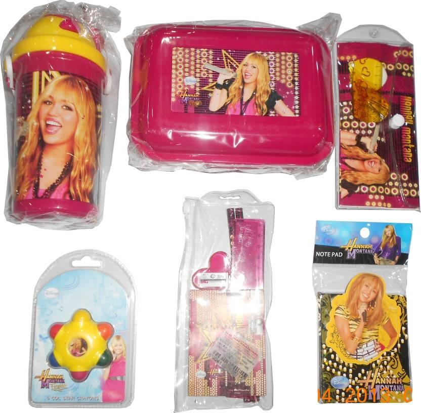 Disney Hannah Montana School Set