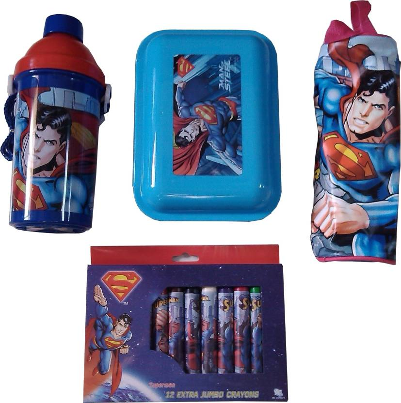 Warner Bros. Superman School Set