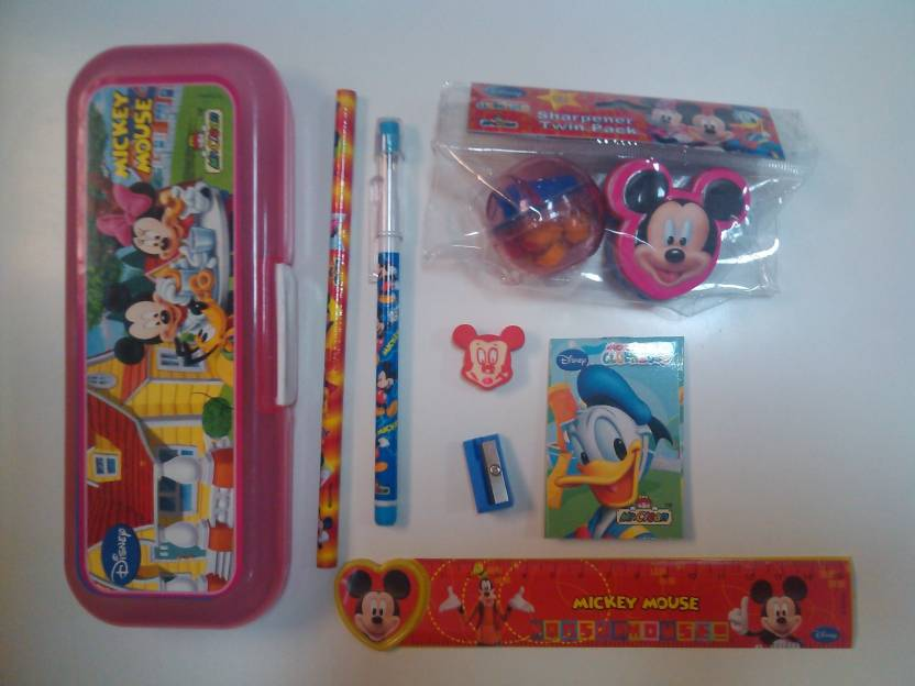 Mr. Clean Mickey School Set