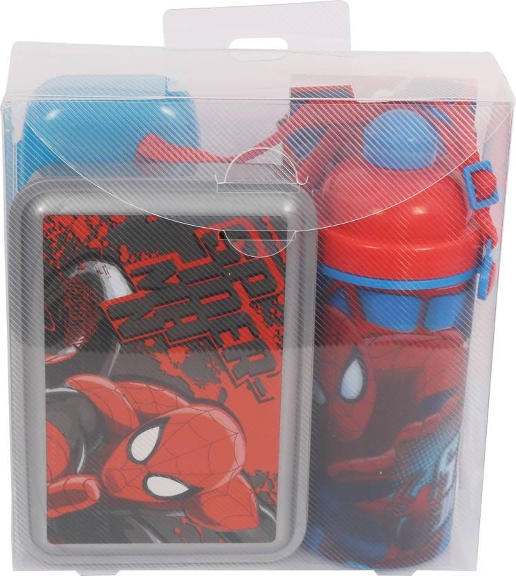 Marvel Spiderman School Set