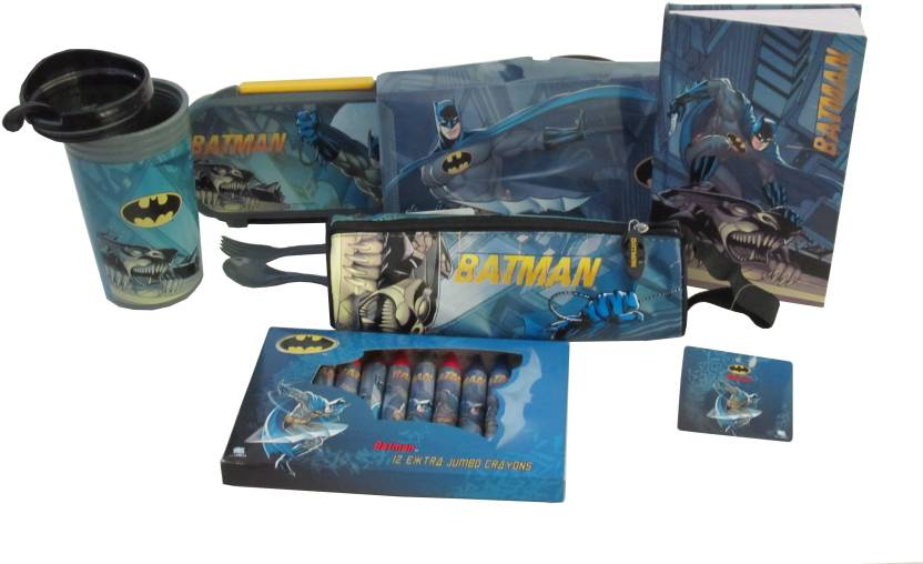 Warner Bros. Batman School Set