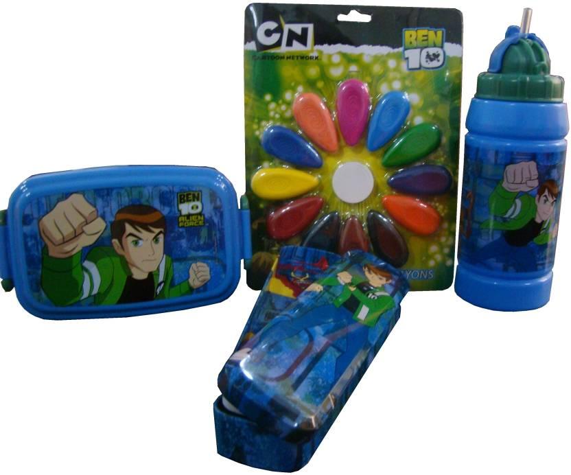 Cartoon Network Ben 10 School Set
