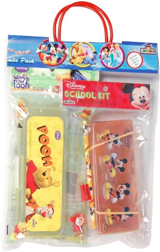 Mr. Clean Pooh School Set