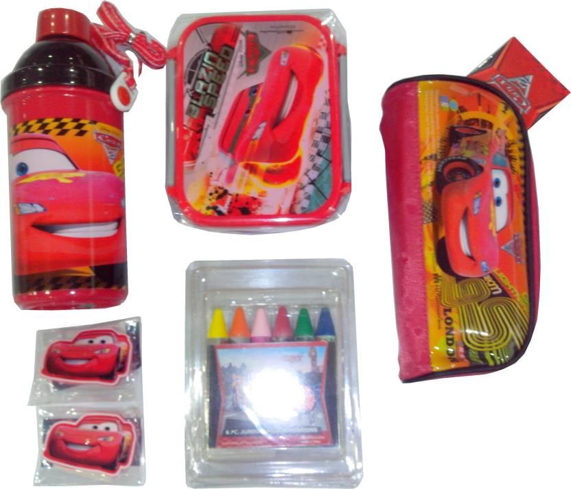 Disney Cars School Set