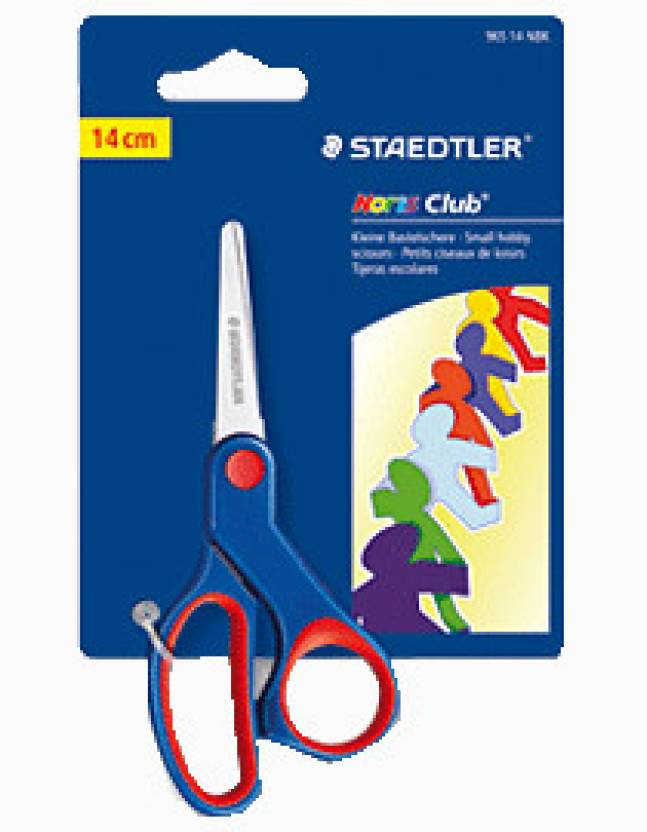 Staedtler Noris Club Right Handed Paper Scissors