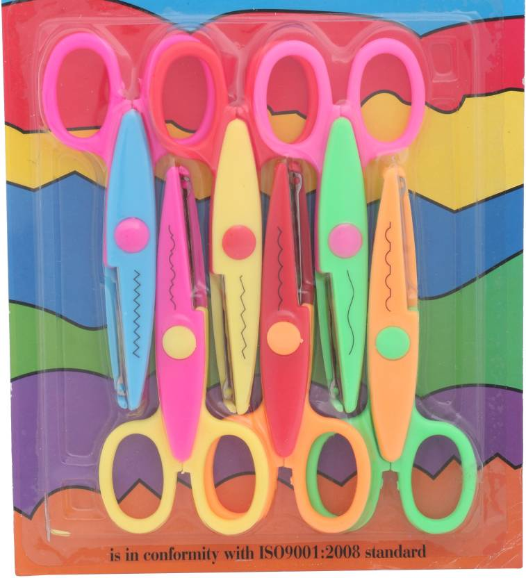Flipkart Priya Exports Craft Scissor Scissors Paper