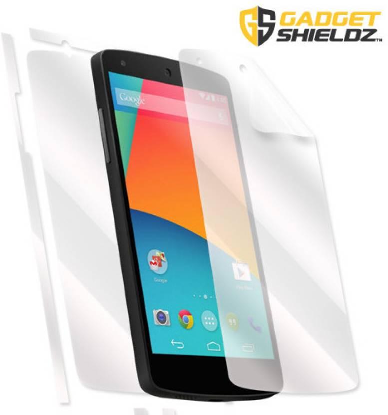Gadgetshieldz for Google Nexus 5