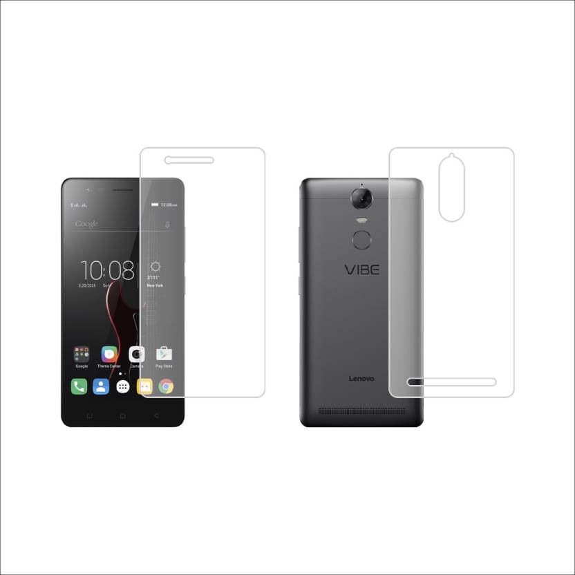 best service 435ce 0fc68 Case Creation Front and Back Screen Guard for Lenovo Vibe K5 Note ...