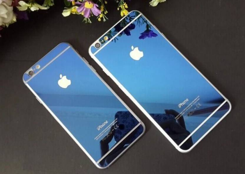 Comate Front and Back Screen Guard for Electroplated Mirror Front + Back Tempered Glass Screen Protector for Apple Iphone 6 6S - Comate : Flipkart.com