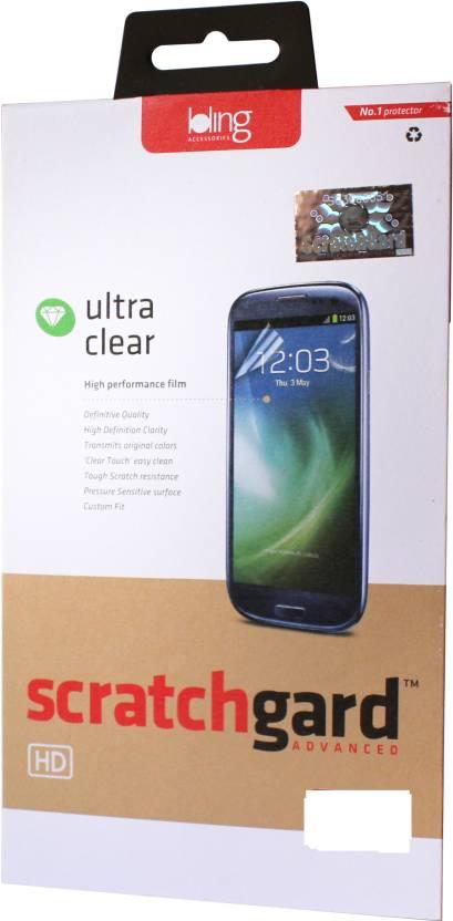 Scratchgard Screen Guard for SAMSUNG Galaxy Grand I9082