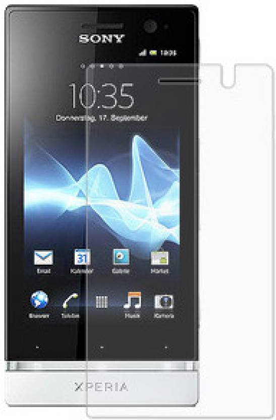 Amzer Screen Guard for Sony Xperia U