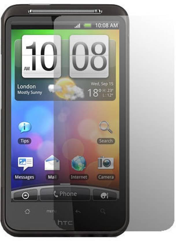 Rainbow Screen Guard for HTC - Desire HD 9191