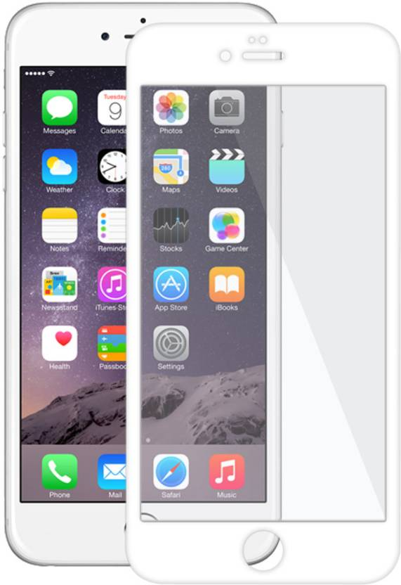 Amzer Screen Guard for Apple iPhone 6 Plus(Pack of 1)