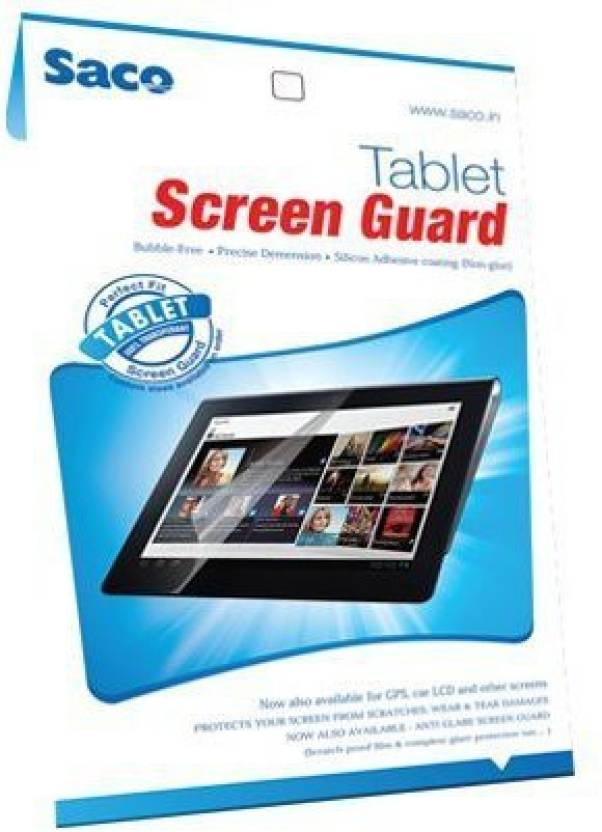 Saco Screen Guard for Tablet Lenovo Yoga Tab 3 YT3X50L Pack of 1