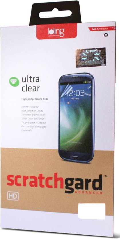 Scratchgard Screen Guard for Motorola Moto X 2nd Gen (2014)