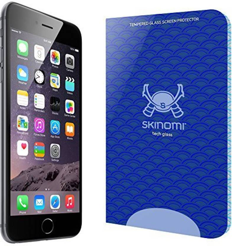 sale retailer 84049 e9c42 Skinomi Screen Guard for Apple iPhone 6 Plus - Skinomi : Flipkart.com