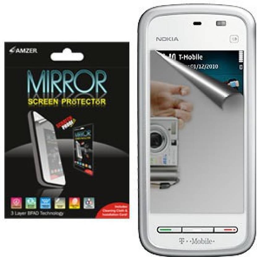Amzer Screen Guard for Nokia 5230, Nokia 5233