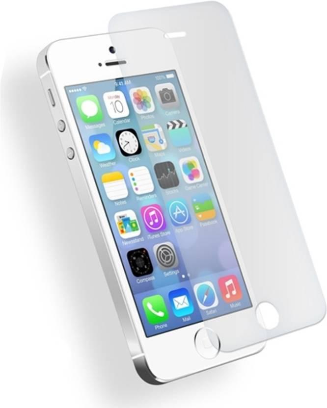 Kelpuj Screen Guard for Apple Iphone 4, 4s