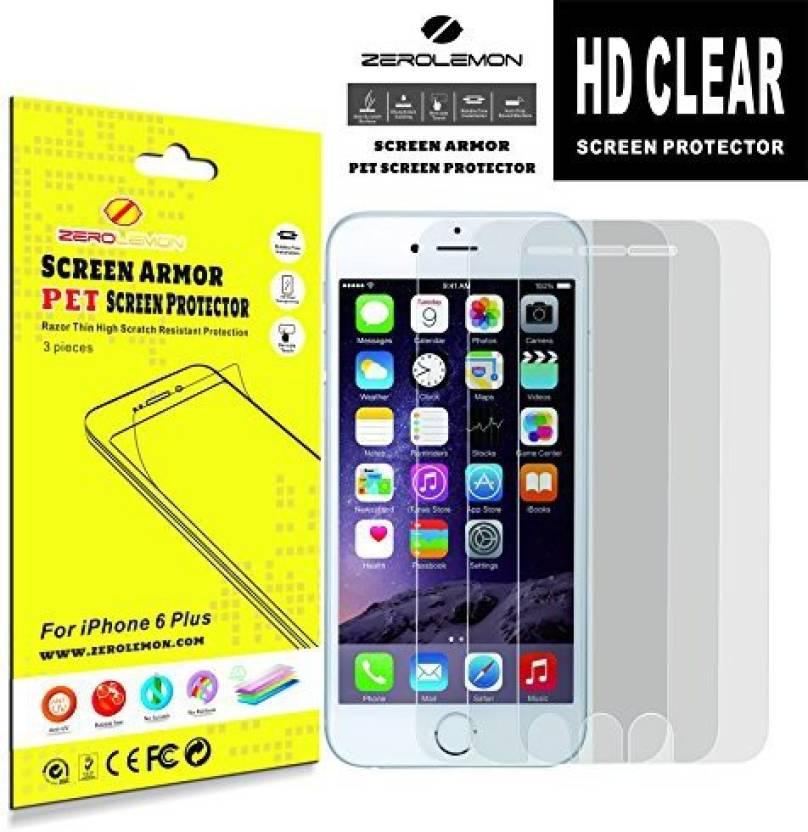 premium selection 17919 d049f ZeroLemon Screen Guard for Apple iPhone 6s Plus - ZeroLemon ...