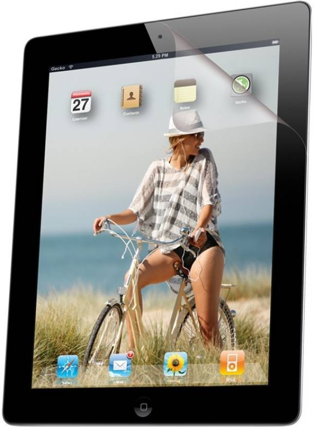 Gecko Screen Guard for ipad Pack of 2