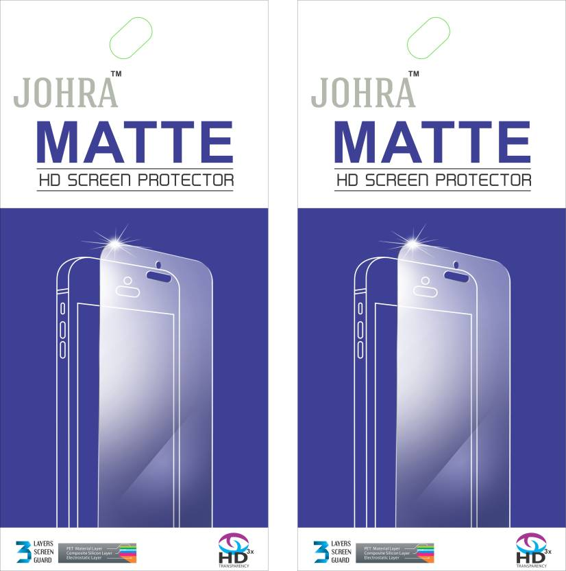 Johra Screen Guard for Samsung Galaxy A3