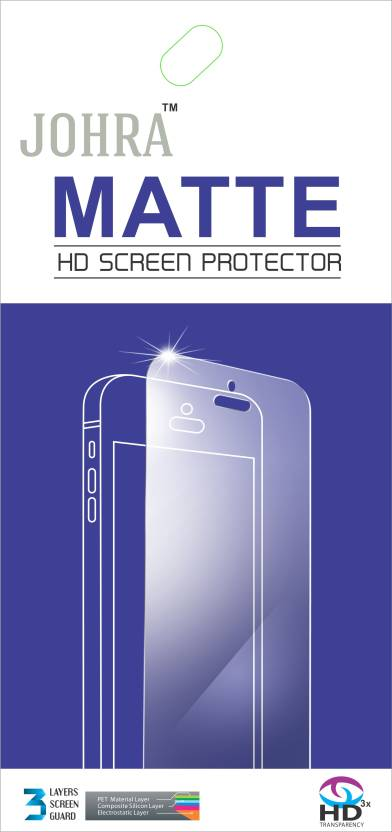 Johra Screen Guard for Micromax Bolt A065