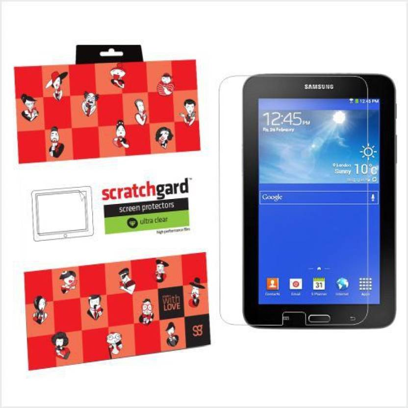 Scratchgard Screen Guard for Samsung SM-T113 Galaxy Tab 3 Lite 7.0 VE (Tablet)
