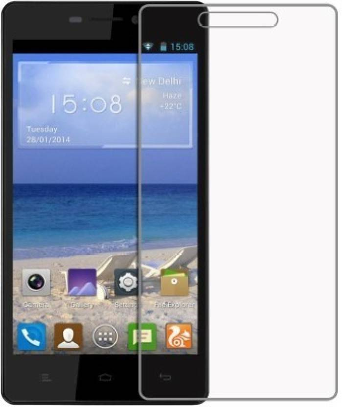 AMETHYST Tempered Glass Guard for Gionee Marathon M4 Pack of 1 AMETHYST Screen Guards