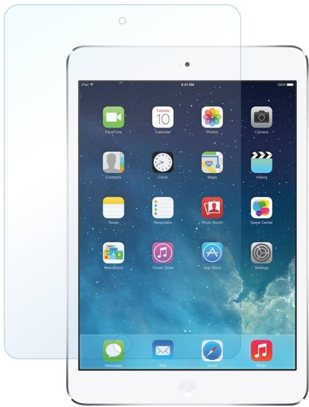 GadgetM Tempered Glass Guard for Apple Ipad Air 2