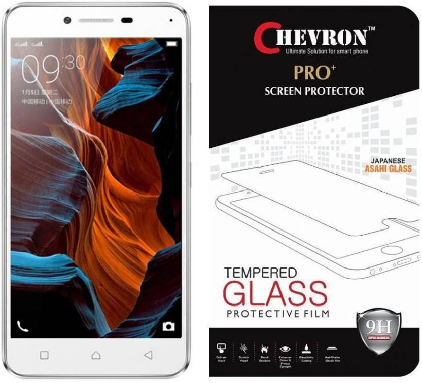 Chevron Tempered Glass Guard for Lenovo Vibe K5 Plus
