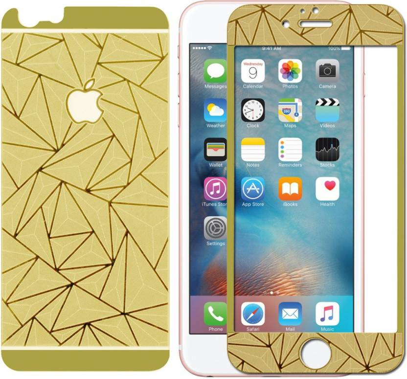 PraIQ Tempered Glass Guard for Apple iPhone 6, Apple iPhone 6S|