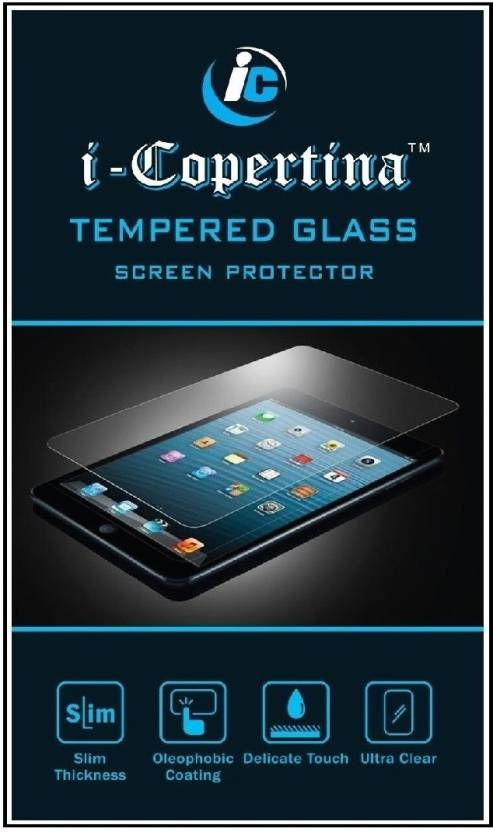 iCopertina Tempered Glass Guard for Huawei Honor Holly 2 Plus