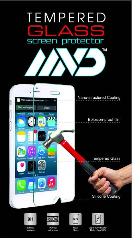 MVD Tempered Glass Guard for Apple iPhone 6