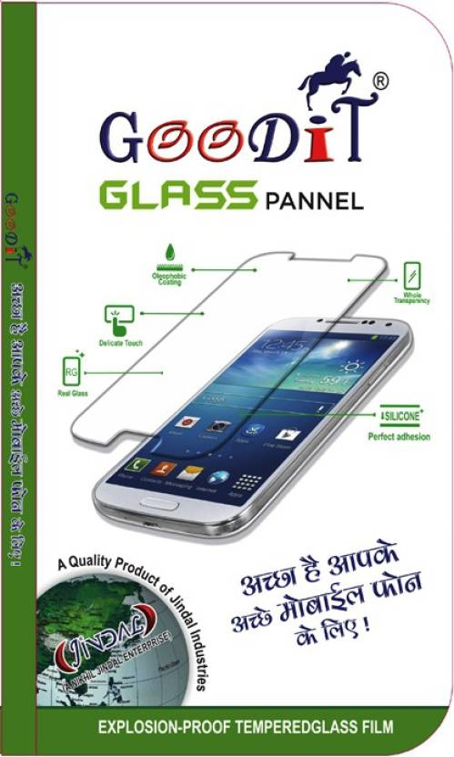 GooDiT Tempered Glass Guard for LG Nexus 4 E960 (Front & Back