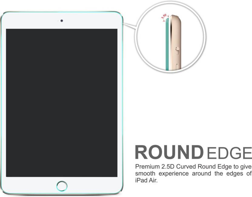 Neo Tempered Glass Guard for Apple iPad Air 2