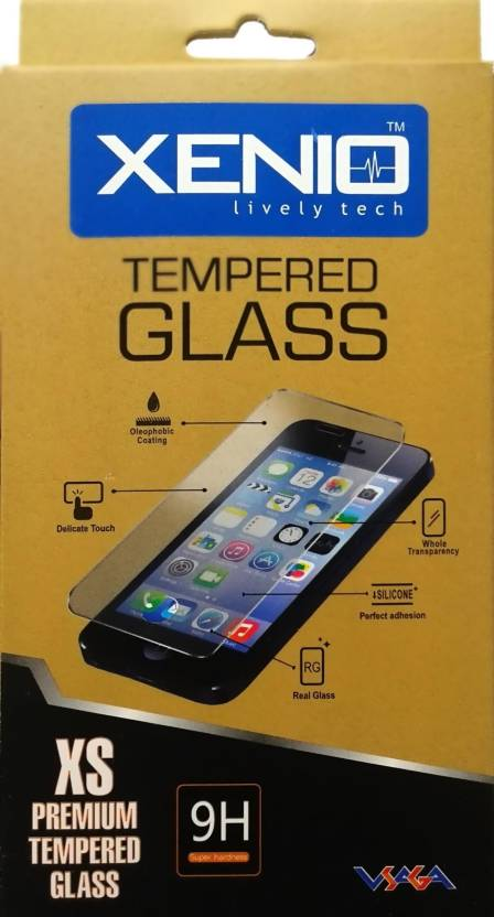 Xenio Tempered Glass Guard for Htc Desire 526g Plus