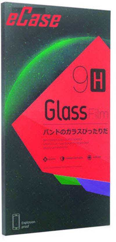eCase Tempered Glass Guard for Motorola Moto G5 Plus - eCase
