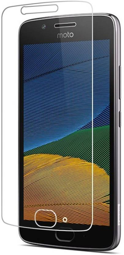 Belmark Tempered Glass Guard for Motorola Moto G5 Plus